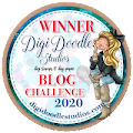 2 x Digi Doodle Studios Winner