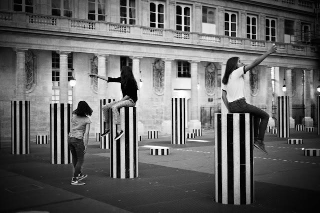 dziecko w Paryżu, atrakcje