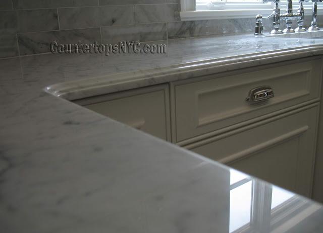 Carrara Marble Countertop NYC