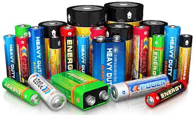 STEM Experiments Using Batteries