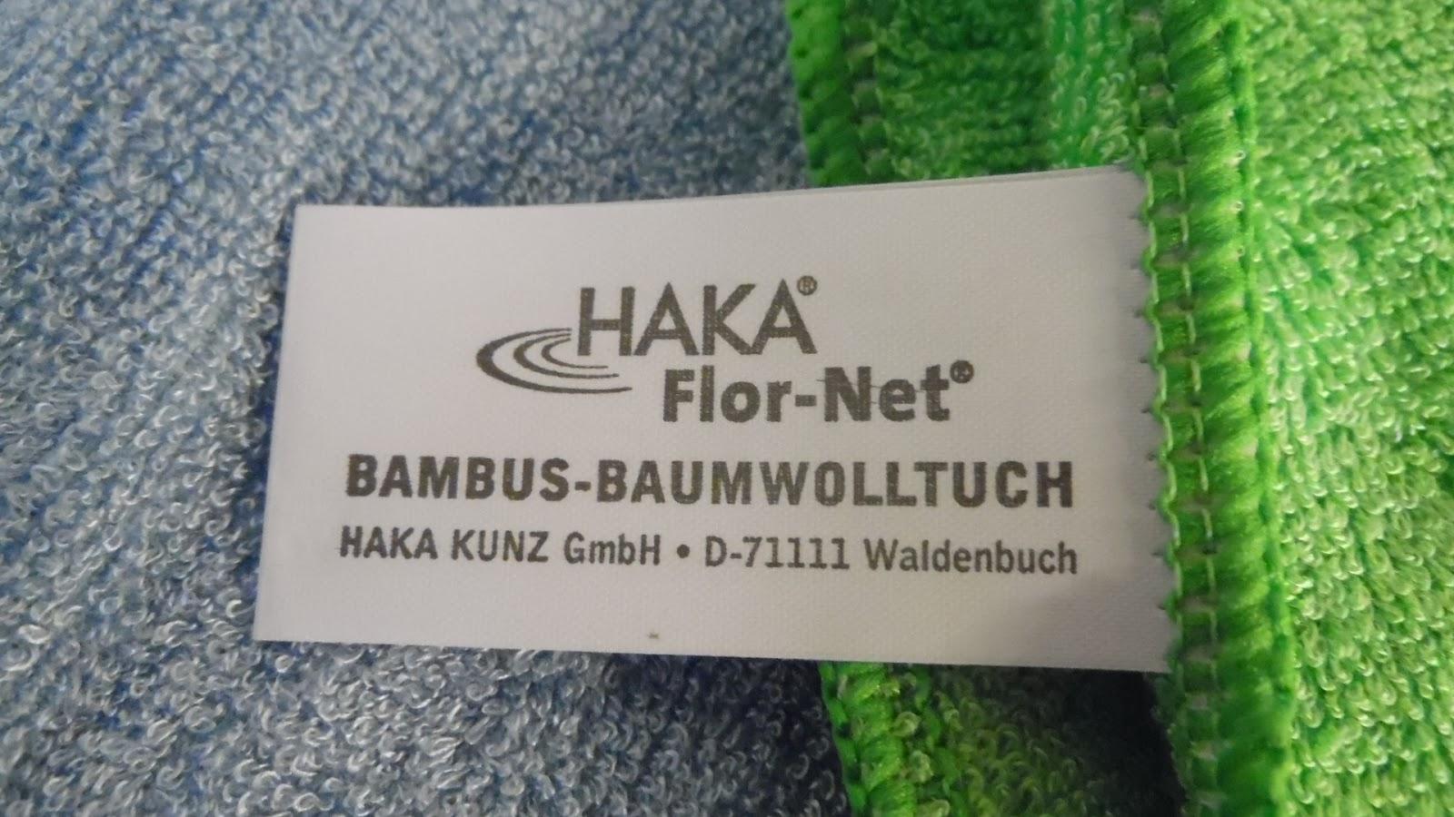 leane´s welt: frühjahrsputz mit haka produkte