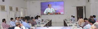 मुख्यमंत्री ने आत्मनिर्भर म.प्र. के रोडमेप का विमोचन किया
