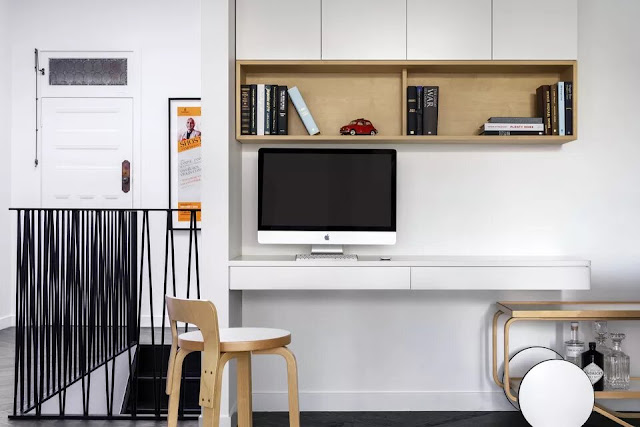 Inspirasi Desain Kantor Kecil Agar Betah Kerja di Rumah ...