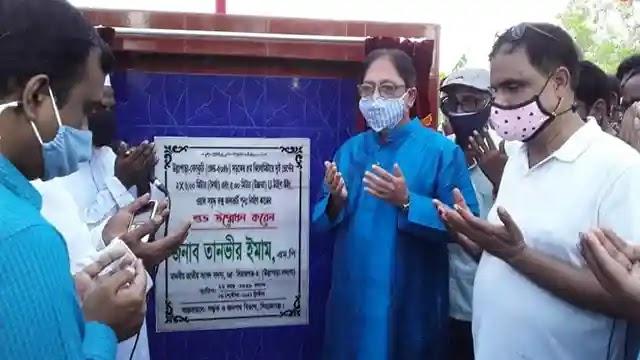 উল্লাপাড়ায় সড়ক বিভাগের নির্মিত ব্রীজ উদ্বোধন