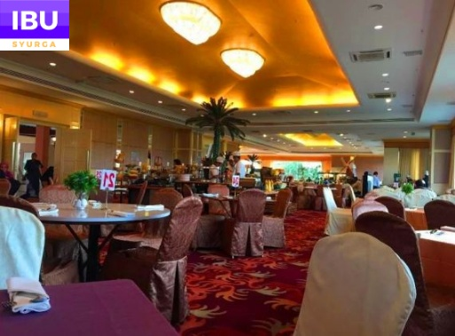 A Famosa Resort Hotel dewan makan
