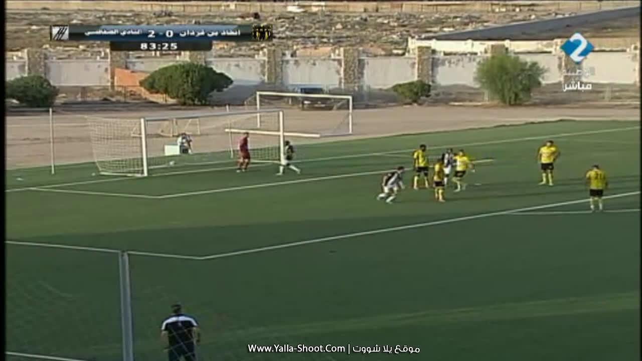 أهداف مباراة اتحاد بن قردان 0-4 النادي الرياضي الصفاقسي بتاريخ 2020-08-22 الرابطة التونسية لكرة القدم