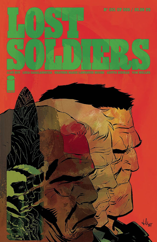 Cover of Lost Soldiers #1