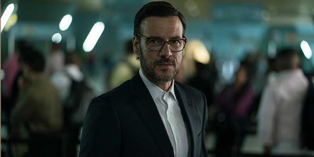 Daniel Grao en 'Perdida', serie de Antena 3