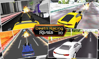 Death Racing Rivals 3d Mod Apk Android No Survey Download