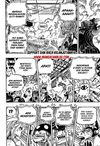 Manga One Piece Chapter 1016 Bahasa Indonesia