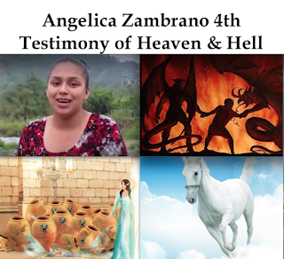 Angelica Zambrano 4th Testimony Of Heaven And Hell