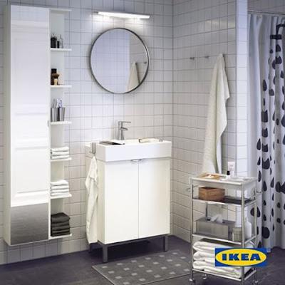 Kelebihan Berbelanja Furniture Kamar Mandi di Ikea