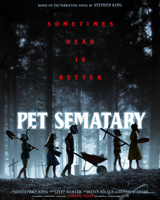 WATCH: Latest PET SEMATARY Trailer Reveals More About the Story's Dark Themes