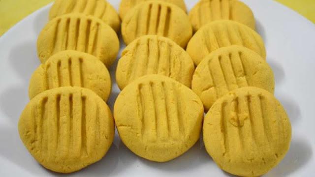 Como fazer biscoito sequilhos de maizena