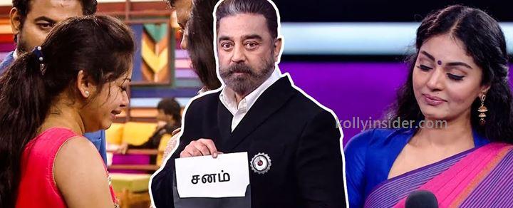 Sanam Shetty evicted from Bigg Boss Season 4