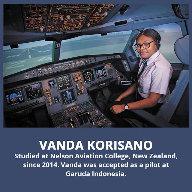 the-story-of-vanda-astri-garuda-indonesias-first-papua-pilot