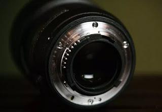 Auto Fokus Nikon DSLR Tidak Berfungsi,