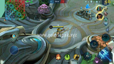 script map drone mobile legend versi terbaru