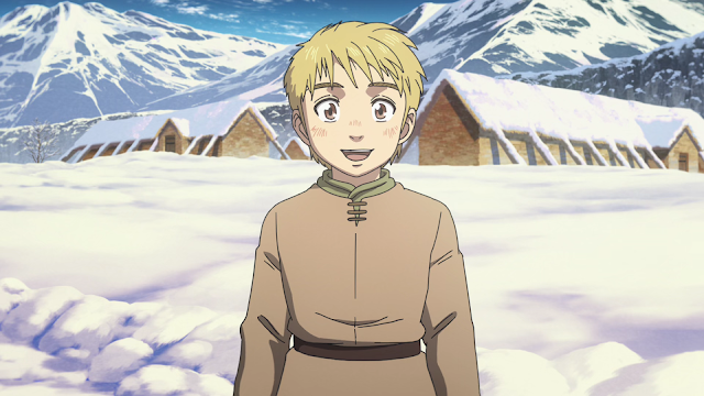 الحلقة الأولى من Vinland Saga مترجمة