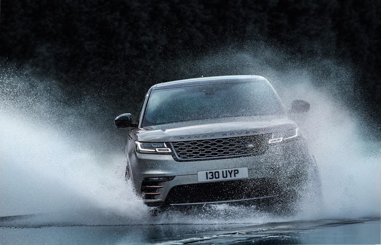 Dimensioni Range Rover Velar: misure, bagagliaio e capacità serbatoio