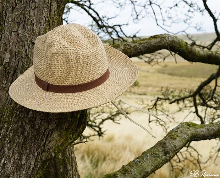 Stylish summer hat