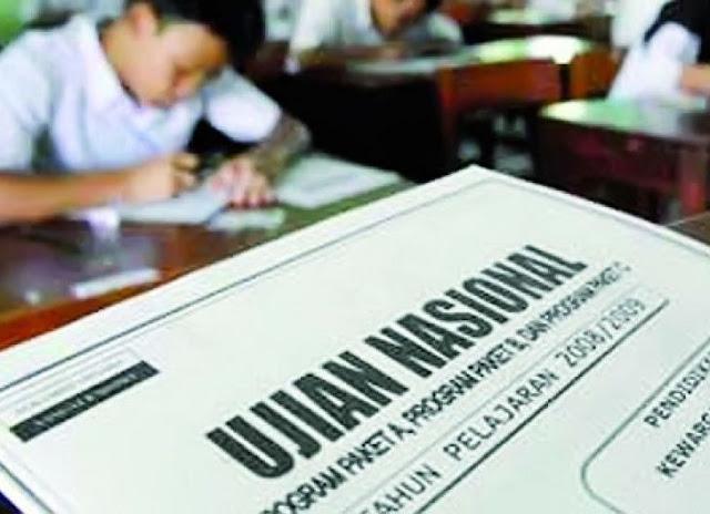 Mendikbud: Ujian Nasional Dihapus Pada 2021 Diganti Dengan Asesmen Nasional