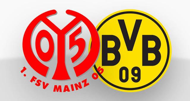 بث مباشر مباراة بوروسيا دورتموند وماينز اليوم 17-06-2020 الدوري الألماني