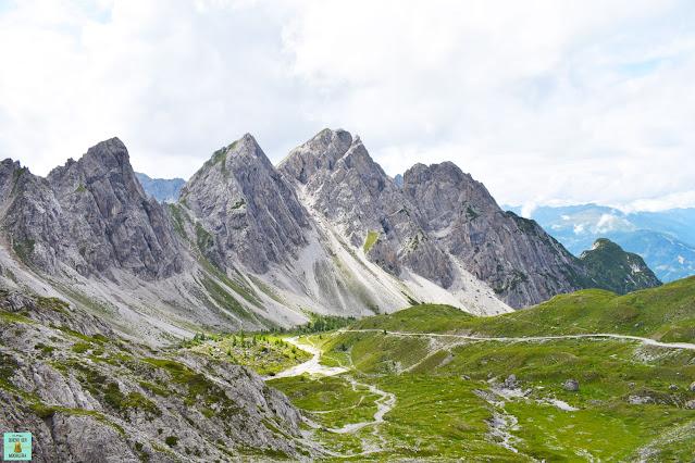Lienz Dolomites en Austria