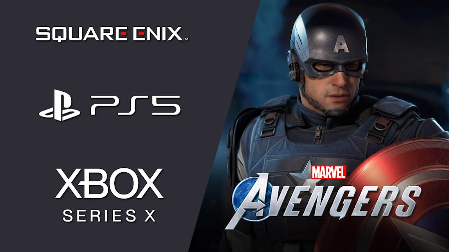 marvel's avengers crystal dynamics eidos montréal square enix ps5 xbox series x free version upgrade next-gen console smart delivery feature superhero action-adventure game