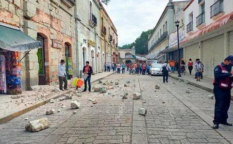 Число жертв землетрясения в Мексике возросло до шести