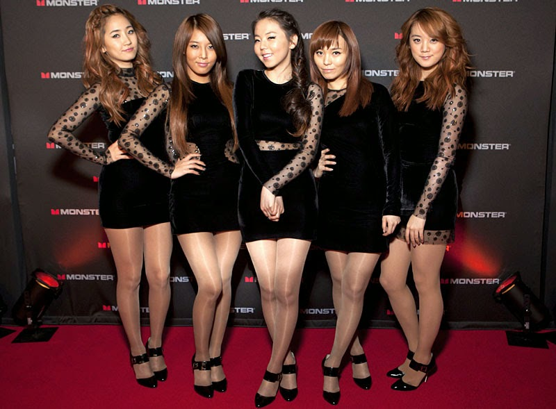 The Wonder Girls concert in Malaysia