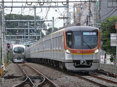 【速報】17000系の快速 元町・中華街行きが運行される