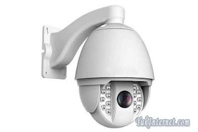 Dome Camera Pan-Tilt-Zoom