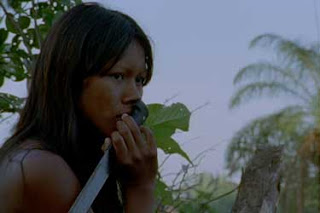 Chuva é cantoria na aldeia dos mortos - filme brasileiro