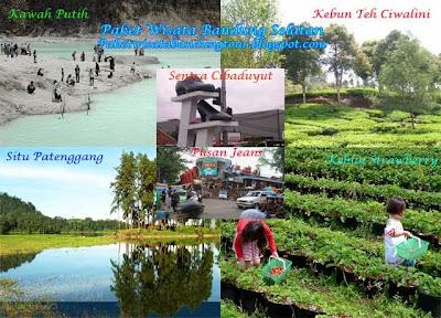 Paket Wisata Bandung Selatan Murah