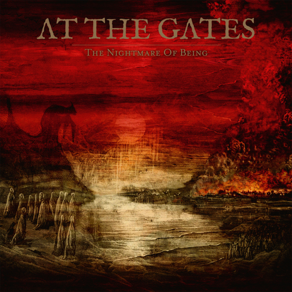 At The Gates The Nightmare Of Being Download zip rar