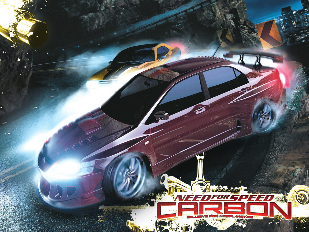 Need for speed carbon pc gameplay (max setting video) youtube.