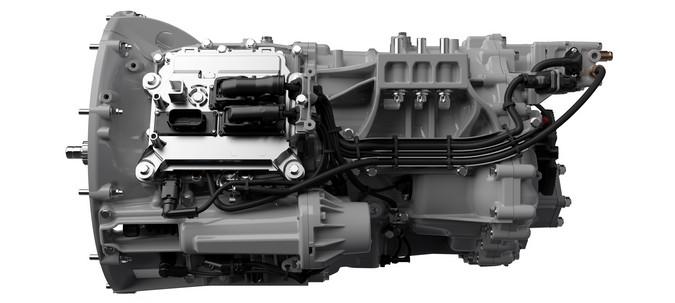 Scania apresenta nova geração de caixas de câmbio