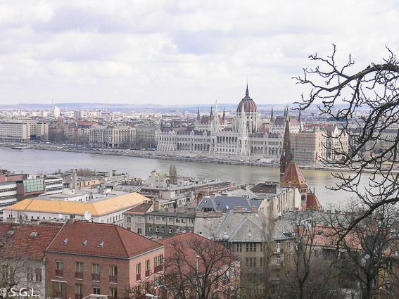 Parlamento de Budapest. Praga, Viena y Budapest.