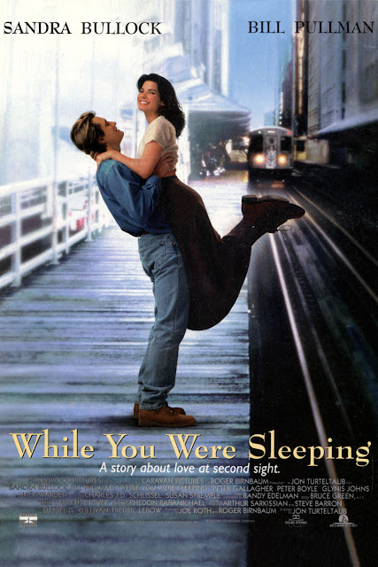While You Were Sleeping (1995) ταινιες online seires oipeirates greek subs