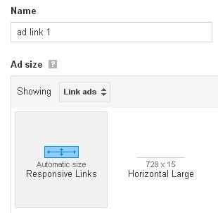 link ads