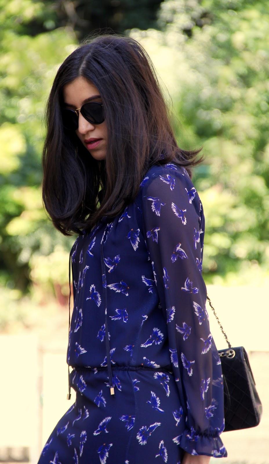 blogueuse mode, robe été