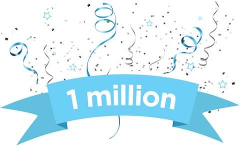 1 Milhão de visualizações!