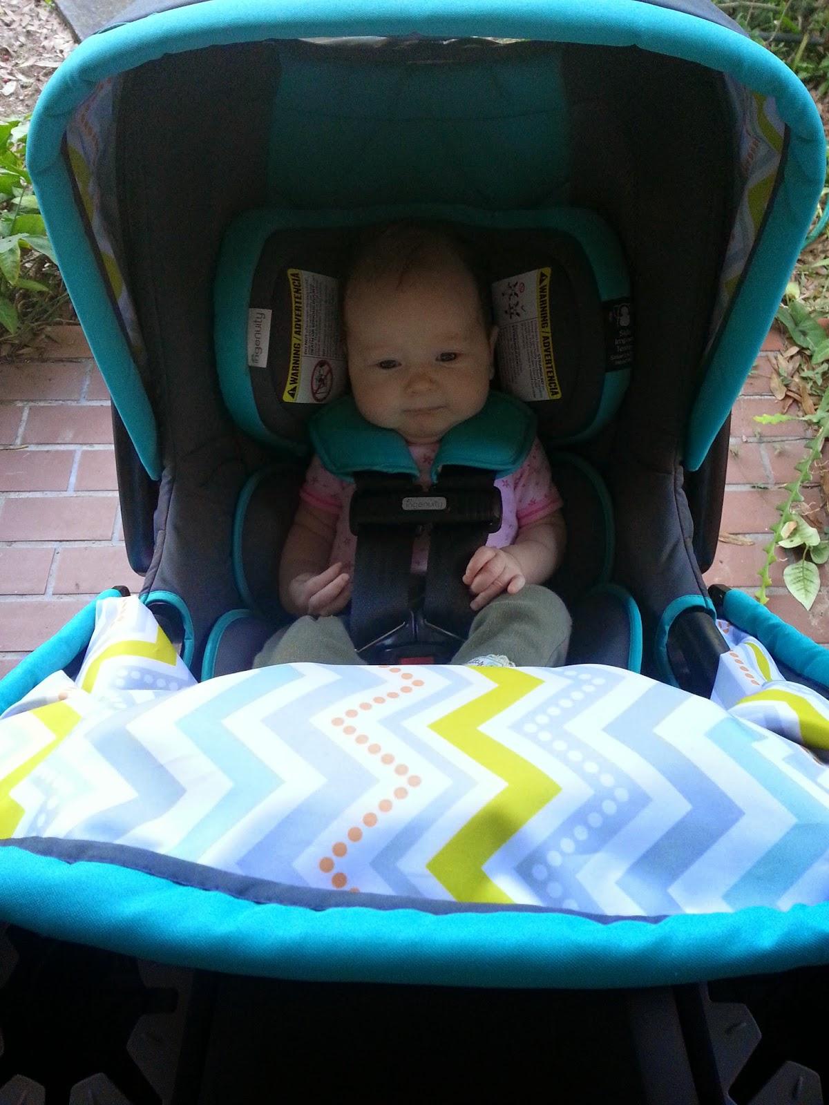 Momma4life Ingenuity Instride Easy Up Travel System Avondale Review
