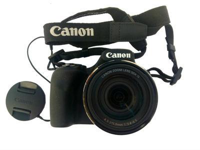 Nuestra Nueva Cámara Canon Power Shot