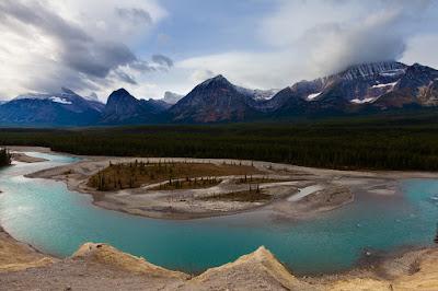 Parc Nacional de Jasper, Canadà.