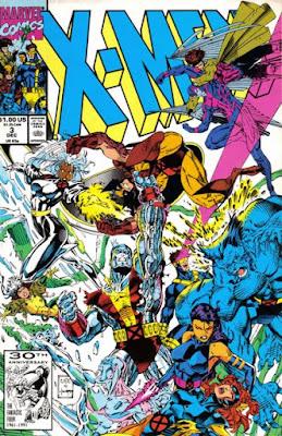X-Men #3, 1991