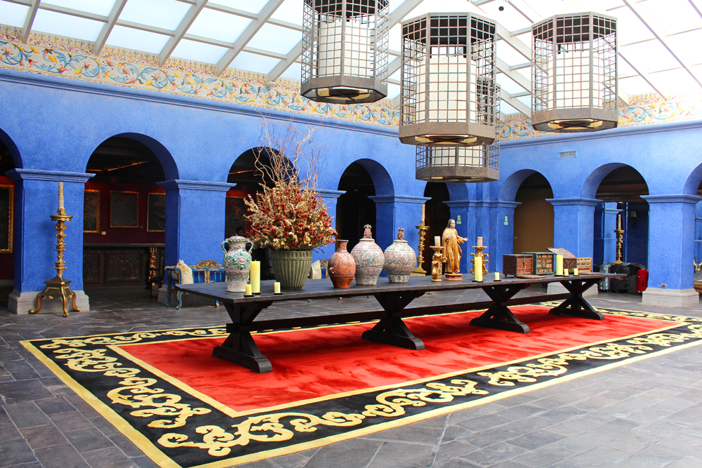 Palacio del Inka luxury hotel, Cusco, Peru - lifestyle & travel blog