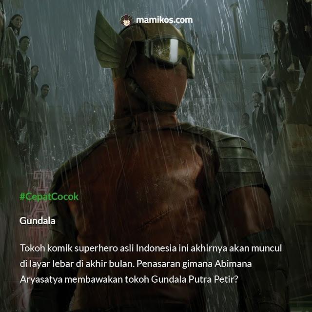 Rekomendasi Film di Bulan Agustus yang Menarik Ditonton Gundala