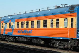 Поезд Мегаполис